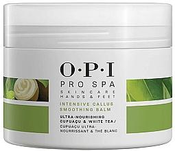 Parfüm, Parfüméria, kozmetikum Bőrpuhító lábbalzsam - O.P.I ProSpa Skin Care Hands&Feet Intensive Callus Smoothing Balm