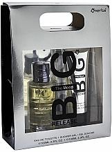 Parfüm, Parfüméria, kozmetikum Omerta Big Release The Mood - Szett (edt/100ml + sh/gel/100ml)