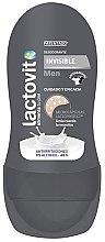 Parfüm, Parfüméria, kozmetikum Golyós izzadásgátló - Lactovit Men Invisible Deodorant Roll-On