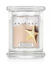 Parfüm, Parfüméria, kozmetikum Illatgyertya üvegben - Kringle Candle Beachside