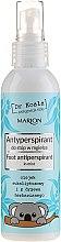 Parfüm, Parfüméria, kozmetikum Lábizzadásgátló - Marion Dr Koala Foot Antiperpirant In Mist