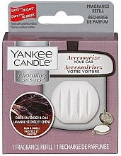 Parfüm, Parfüméria, kozmetikum Autóillatosító (utántöltő) - Yankee Candle Dried Lavender & Oak Charming Scents Refill