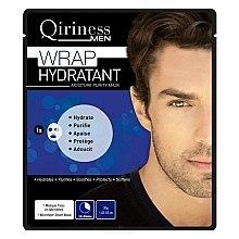 Parfüm, Parfüméria, kozmetikum Hidratáló maszk férfiaknak - Qiriness Wrap Hydratant Moisture Purity Mask