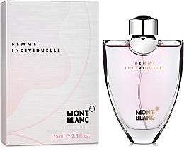 Parfüm, Parfüméria, kozmetikum Montblanc Femme Individuelle - Eau De Toilette