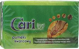 Parfüm, Parfüméria, kozmetikum Kvarc habkő - Cari