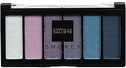 Parfüm, Parfüméria, kozmetikum Szemhéjfesték paletta - Gabriella Salvete Smokey Eye Shadow