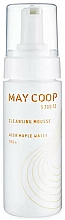 Parfüm, Parfüméria, kozmetikum Finom textúrájú tisztító hab - May Coop Cleansing Mousse Acer Maple Water 100%