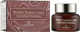 Parfüm, Parfüméria, kozmetikum Öregedésgátló kollagén krém - The Skin House Wrinkle System Cream