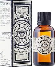Parfüm, Parfüméria, kozmetikum Borotválkozó olaj - Dear Barber Shave Oil