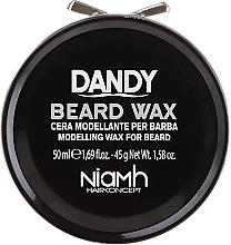 Parfüm, Parfüméria, kozmetikum Modellező viasz hajra és szakálra - Niamh Hairconcept Dandy Beard Wax Modelling