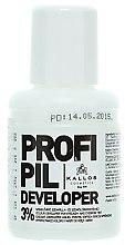 Parfüm, Parfüméria, kozmetikum Színelőhívó 3%-os szemöldökre és szempillára - Kallos Cosmetics Profi Pil Developer 3%