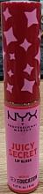 Parfüm, Parfüméria, kozmetikum Ajakfény - NYX Professional Makeup Juicy Secret Lip Gloss