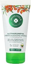 Parfüm, Parfüméria, kozmetikum Univerzális testkrém homoktövis olajjal - Green Feel's Body Cream With Natural Sea Buckthorn Oil