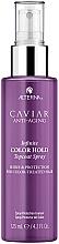 Parfüm, Parfüméria, kozmetikum Lamináló spray festett hajra - Alterna Caviar Anti-Aging Infinite Color Hold Topcoat Spray