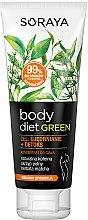 "Parfüm, Parfüméria, kozmetikum Testápoló koncentrátum ""Detox"" - Soraya Body Diet Green"