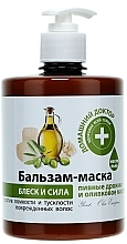 Parfüm, Parfüméria, kozmetikum Balzsam-maszk sörélesztő és olíva olja - Házi Orvos