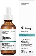 Parfüm, Parfüméria, kozmetikum Sokpeptides szérum, hajsűrűség növelő - The Ordinary Multi Peptide Serum For Hair Density