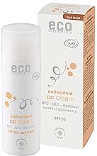 Parfüm, Parfüméria, kozmetikum CC-krém SPF 50 - Eco Cosmetics Tinted CC Cream SPF 50