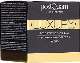 Parfüm, Parfüméria, kozmetikum Nappali regeneráló krém - PostQuam Luxury Gold Regenerating Day Cream
