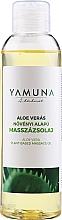 """Parfüm, Parfüméria, kozmetikum Masszázsolaj """"Aloe vera"""" - Yamuna Aloe Vera Vegetable Massage Oil"""