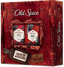 Parfüm, Parfüméria, kozmetikum Szett - Old Spice Rock Adventurer (deo/50g + sh/gel/250ml)