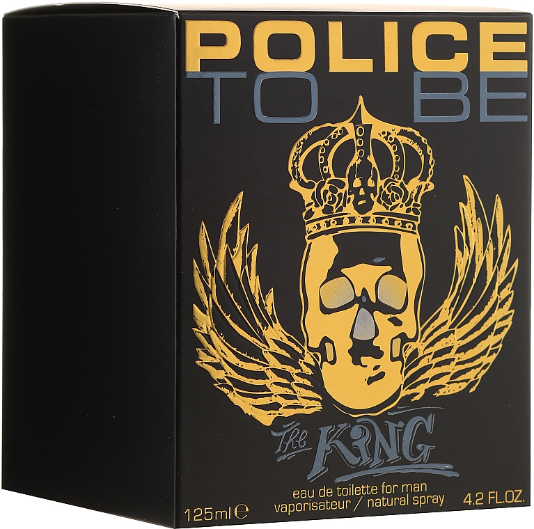 Police To be the King - Eau De Toilette