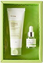 Parfüm, Parfüméria, kozmetikum Szett - iUNIK Centella Edition Skincare Set (cr/60ml + ser/15ml)