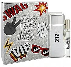 Parfüm, Parfüméria, kozmetikum Carolina Herrera 212 VIP Gift Set 2 - Parfüm szett (edt/100ml + edt/mini/10ml)