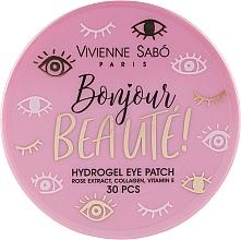 Parfüm, Parfüméria, kozmetikum Hidrogél szempárna - Vivienne Sabo Bonjour, Beaute! Hydrogel