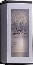 Parfüm, Parfüméria, kozmetikum Borotvapamacs, HT3, 10 cm - Taylor of Old Bond Street Shaving Brush Pure Badger Size L
