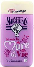 "Parfüm, Parfüméria, kozmetikum Tusfürdő ""Szeder"" - Le Petit Marseillais Blackberry Shower Gel"
