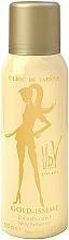 Parfüm, Parfüméria, kozmetikum Ulric de Varens Gold Issime - Dezodor