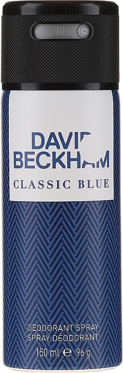 David Beckham Classic Blue - Deo spray
