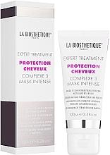 Parfüm, Parfüméria, kozmetikum Intenzív hatású hajmaszk - La Biosthetique Protection Cheveux Complexe 3 Mask Intense