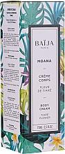 Parfüm, Parfüméria, kozmetikum Testkrém - Baija Moana Body Cream