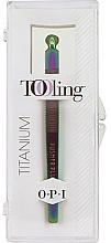 Parfüm, Parfüméria, kozmetikum Készlet - O.P.I. Tooling Dexterity Titanium (tool/1pcs+cuticule/treat/30ml)