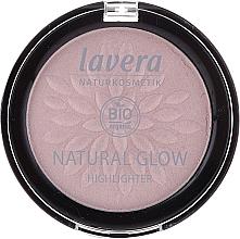 Parfüm, Parfüméria, kozmetikum Highlighter - Lavera Natural Glow Highlighter