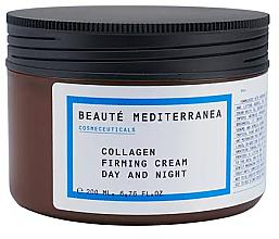 Parfüm, Parfüméria, kozmetikum Kollagén krém - Beaute Mediterranea Collagen Firming Cream Day & Night