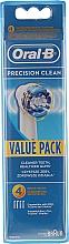 Parfüm, Parfüméria, kozmetikum Cserélhető elektromos fogkefe fej - Oral-B EB20 Precision clean