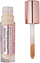 Parfüm, Parfüméria, kozmetikum Korrektor arcra - Makeup Revolution Conceal and Define Concealer