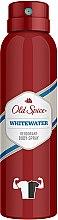 Parfüm, Parfüméria, kozmetikum Izzadásgátló - Old Spice Whitewat Deodorant Spray