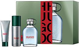 Parfüm, Parfüméria, kozmetikum Hugo Boss Hugo Men - Szett (edt/125ml+ deo/150ml + sh/gel/50ml)