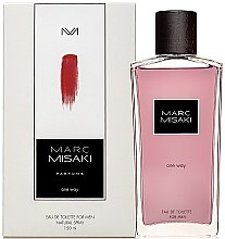 Parfüm, Parfüméria, kozmetikum Marc Misaki One Way - Eau De Toilette