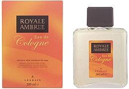 Parfüm, Parfüméria, kozmetikum Legrain Royale Ambree - Kölni