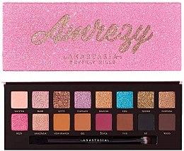Parfüm, Parfüméria, kozmetikum Szemhéjfesték paletta - Anastasia Beverly Hills Amrezy Eyeshadow Palette