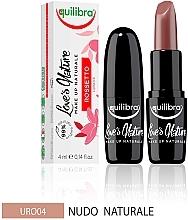 Parfüm, Parfüméria, kozmetikum Ajajkrúzs - Equilibra Love's Nature Lipstick