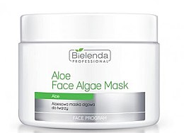 Parfüm, Parfüméria, kozmetikum Alginát arcmaszk aloe vera kivonattal - Bielenda Professional Face Algae Mask with Aloe