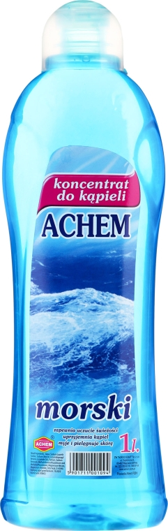 "Fürdőkoncentrátum ""Tenger"" - Achem Concentrated Bubble Bath Sea"