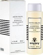 Parfüm, Parfüméria, kozmetikum Testápoló tonik világosító hatással - Sisley Phyto-Blanc Lightening Toning Lotion