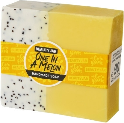 Glicerin szappan dinnye illattal - Beauty Jar One In A Melon Handmade Soap